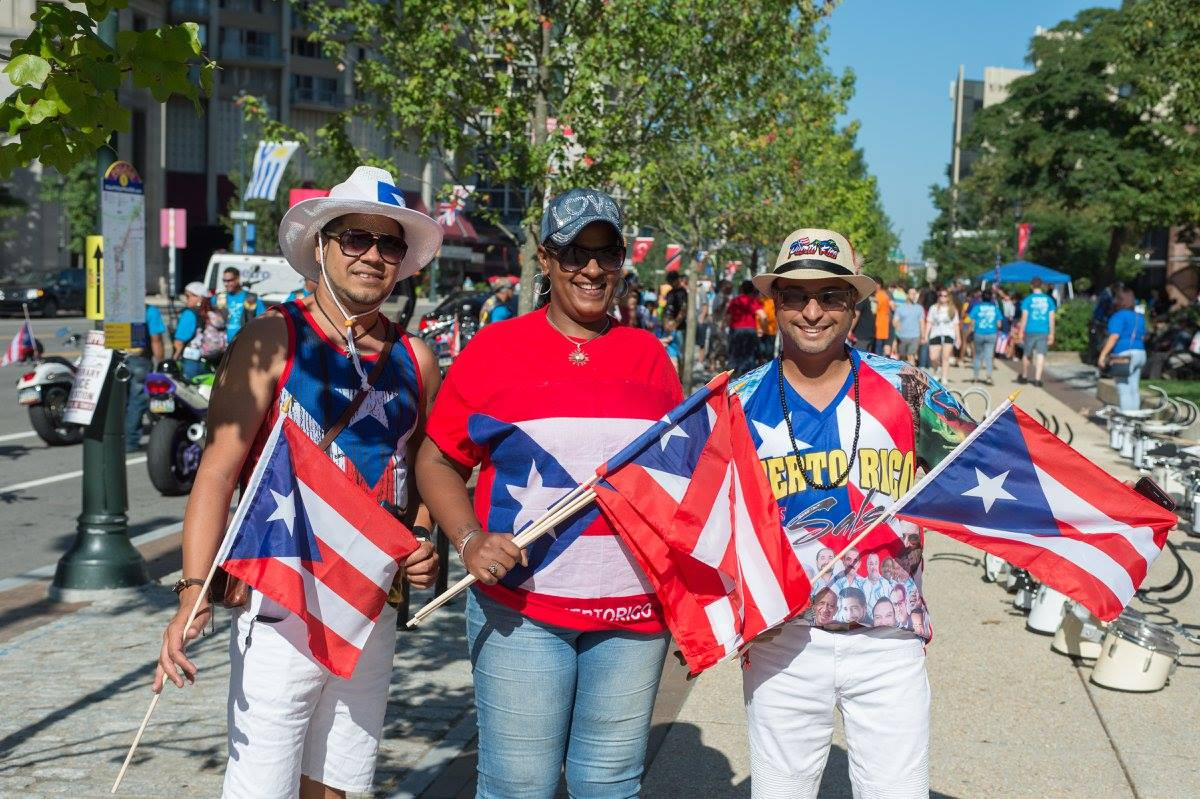 Image result for puerto rican day parade philadelphia 2018